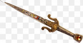 The Sword - Sword Weapon Knife Sabre PNG