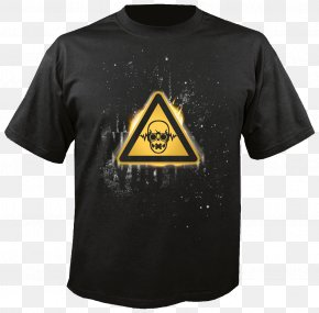 T-shirt - T-shirt United States Clothing Blind Guardian PNG