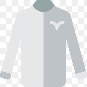 T-shirt - Long-sleeved T-shirt Long-sleeved T-shirt Shoulder Logo PNG