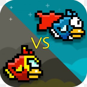 Flappy Bird - Flappy Bird Angry Birds Gamesonomy Flappy Escape PNG