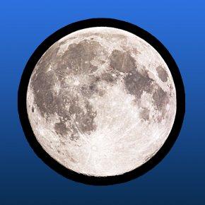 Moon - January 2018 Lunar Eclipse Supermoon Full Moon Blue Moon Clip Art PNG