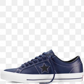 Cons - Sneakers Converse Chuck Taylor All-Stars Leather Shoe PNG