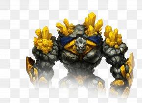 Heroes Of Newerth Pebble Mod Game Garena PNG
