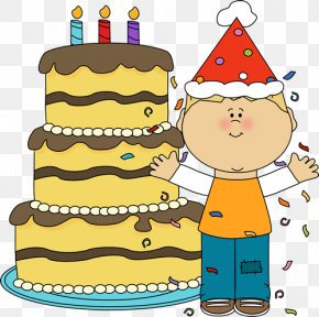 Birthday Cake Clip Art - Birthday Cake Confetti Cake Clip Art PNG