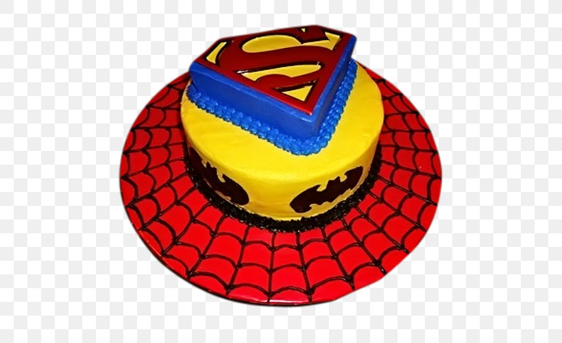 Prime Birthday Cake Superman Spider Man Cake Decorating Png 500X500Px Funny Birthday Cards Online Bapapcheapnameinfo