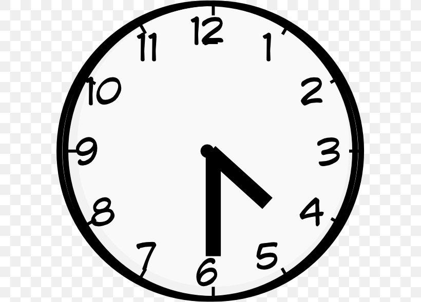 Clock Face Alarm Clocks Clip Art Png 600x589px 24hour Clock Clock Face Alarm Clocks Analog Signal