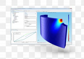 Geometric Layers - COMSOL Multiphysics Computer Software Simulation Microsoft Excel PNG