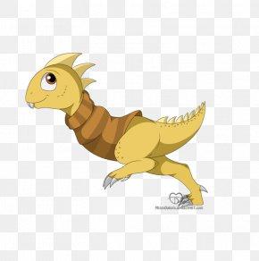 Monster - Monster Undertale Dinosaur Fan Art PNG