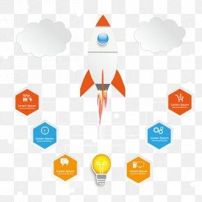 Vector Cartoon Rocket Chart - Web Hosting Service Saigon Hoa Corp. World Wide Web Domain Name Web Page PNG