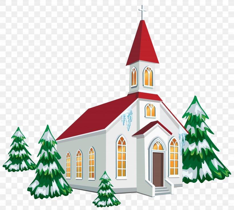 Christmas Church Service Clip Art, PNG