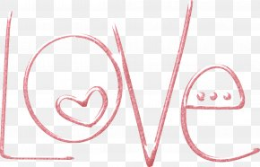 Love Text - Love Heart Page PNG