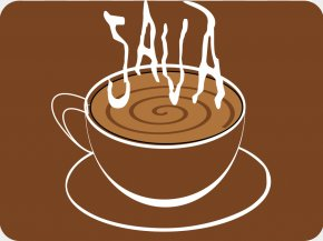 Brown Cliparts - Coffee Java Clip Art PNG