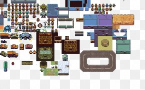 Unity 2d - Tile-based Video Game Sprite Post-Apocalyptic Fiction 2D Computer Graphics PNG