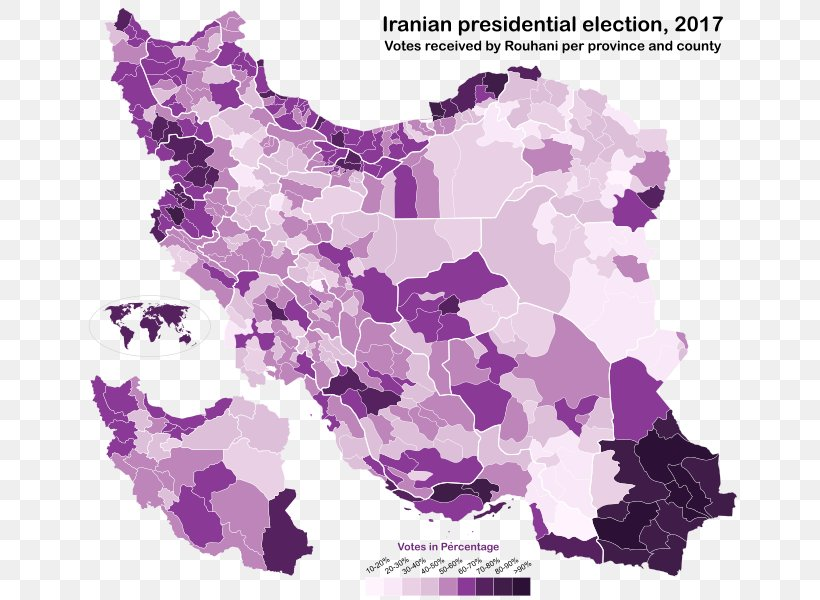 Iranian Presidential Election, 2017 US Presidential Election ...