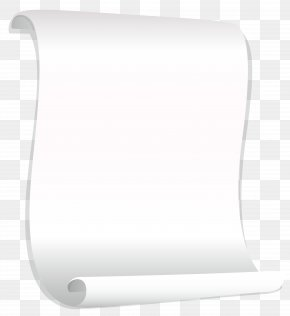 White Scrolled Paper Clipart Picture - Product White Angle Font PNG
