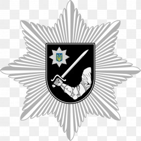 Emblem - National Police Of Ukraine Chevron President Of Ukraine PNG