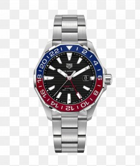 Watch - TAG Heuer Aquaracer Automatic Watch Jewellery PNG
