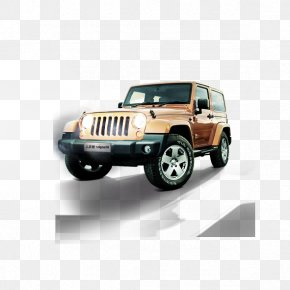 Jeep - Jeep Car Poster PNG