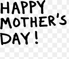 Mother Day - Mother's Day Wish WhatsApp Clip Art PNG
