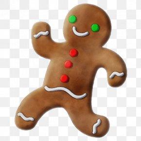 Baked Goods Finger Food - Gingerbread Dessert Biscuit Food Cookie PNG