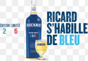 Ricard - Liqueur Ricard Brand Alcoholic Drink Mathieu Ledru PNG
