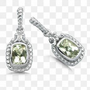 Jewellery - Earring Jewellery Necklace Locket Silver PNG