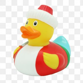 Duck - Rubber Duck Goose Natural Rubber Bath Toy PNG