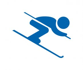 Skiis Cliparts - Winter Olympic Games Alpine Skiing Clip Art PNG