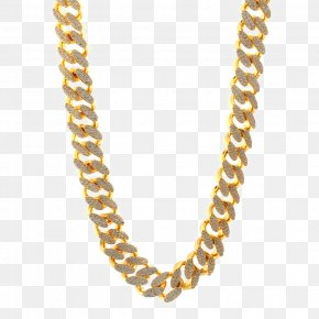 Jewellery - Jewellery Necklace Chain Gold Plating PNG