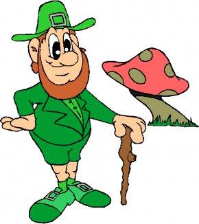 Ireland Cliparts - Ireland Leprechaun Saint Patricks Day Clip Art PNG