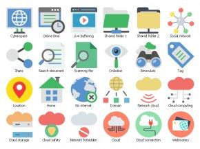 No Internet Cliparts - Internet Symbol ConceptDraw PRO Diagram Clip Art PNG