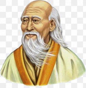 Laozi Tao Te Ching Philosopher Taoism Wisdom PNG