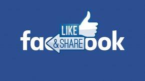 Share - Social Media Facebook Messenger Like Button PNG