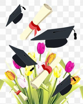 Square Academic Cap Graduation Ceremony Diploma Academic Degree PNG