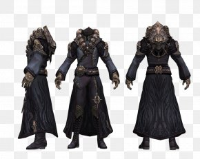 Armour - The Elder Scrolls V: Skyrim – Dragonborn Robe Armour Necromancy Mod PNG