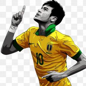 Neymar - 2014 FIFA World Cup Brazil National Football Team FC Barcelona Aptoide Clip Art PNG