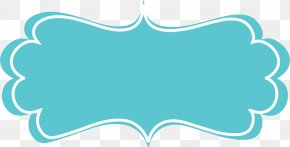 Aqua Frame - Page Layout Web Template Cuadro Frame PNG