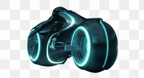 Science And Technology Moto - Light Cycle Tron Lightcycle Power Run Designer Concept Art Wallpaper PNG