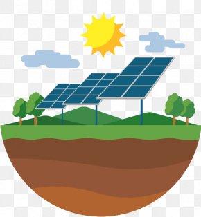 Energy - Clip Art Solar Energy Solar Power Solar Panels Renewable Energy PNG
