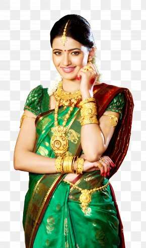 Jewellery Model Image - Lalithaa Jewellery Gold Jewelry Design Bride PNG