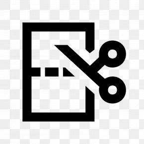 Cut - Paper Cutting Symbol PNG