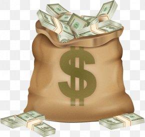 Money Bag - Money Bag United States Dollar Finance PNG