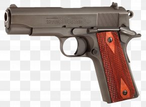 .45 ACP - Firearm M1911 Pistol Weapon Revolver PNG