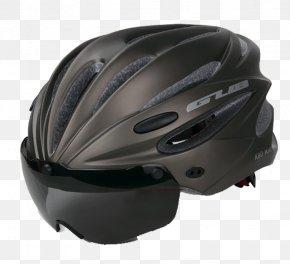 Black Helmet - Motorcycle Helmet Bicycle Helmet Mountain Bike PNG
