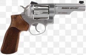 Ruger GP100 Revolver Sturm, Ruger & Co. .357 Magnum Firearm PNG