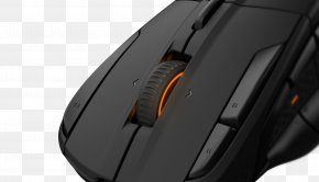 Computer Mouse - Computer Mouse STEELSERIES SteelSeries Rival 500 Video Game Multiplayer Online Battle Arena PNG