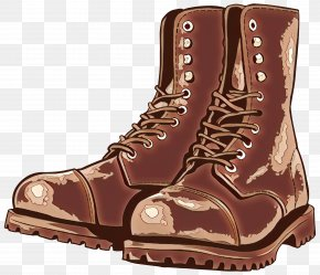 Snow Boot Durango Boot - Snow Background PNG