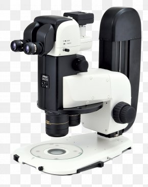 Microscope - Stereo Microscope Nikon Instruments Zoom Lens PNG