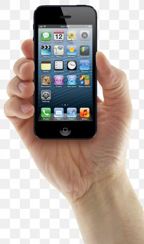 Hand Holding IPhone - IPhone 4S IPhone 5c IPhone 6S PNG
