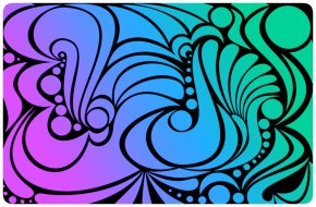 Swirly Designs - Visual Arts Drawing Clip Art PNG